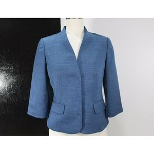 Womens XS The Limited Blazer suit jacket cardigan
